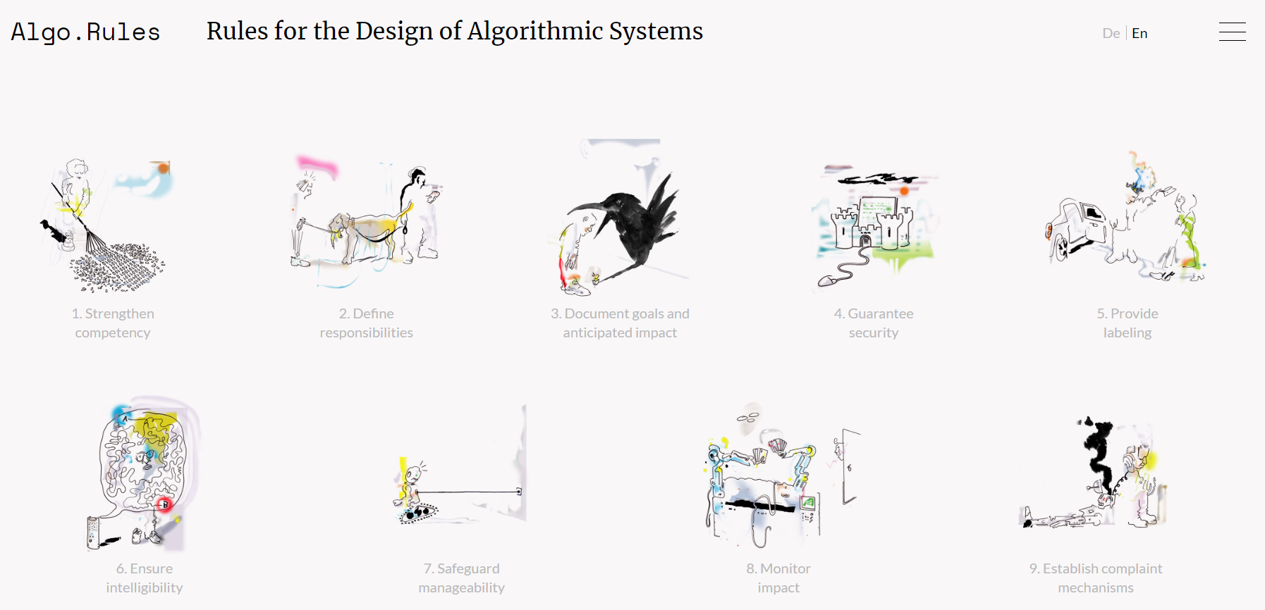 algorules
